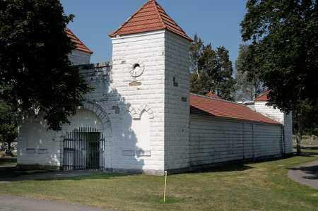 MAUSOLEUM, SHELBY OAKLAND - Richland County, Ohio   SHELBY OAKLAND MAUSOLEUM - Ohio Gravestone Photos