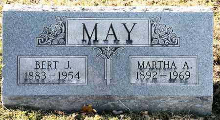 MAY, MARTHA A - Richland County, Ohio   MARTHA A MAY - Ohio Gravestone Photos