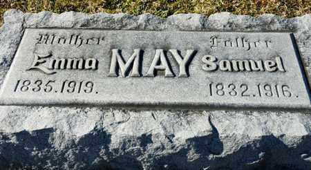 MAY, EMMA - Richland County, Ohio | EMMA MAY - Ohio Gravestone Photos