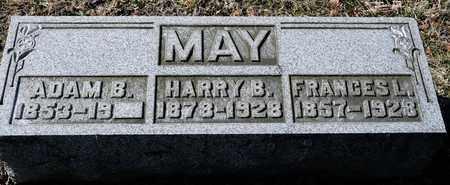 MAY, HARRY B - Richland County, Ohio | HARRY B MAY - Ohio Gravestone Photos