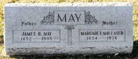 LASER MAY, MARGARET - Richland County, Ohio | MARGARET LASER MAY - Ohio Gravestone Photos
