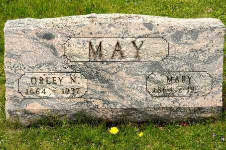MAY, MARY - Richland County, Ohio | MARY MAY - Ohio Gravestone Photos