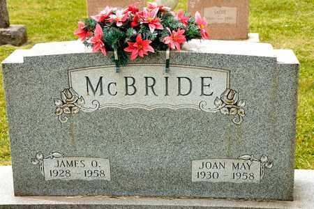 MCBRIDE, JOAN MAY - Richland County, Ohio | JOAN MAY MCBRIDE - Ohio Gravestone Photos