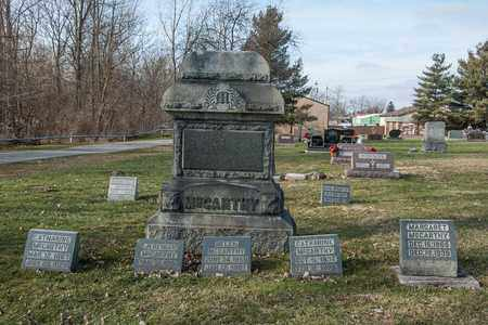 MCCARTHY, CATHARINE - Richland County, Ohio | CATHARINE MCCARTHY - Ohio Gravestone Photos