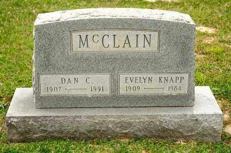 MCCLAIN, EVELYN - Richland County, Ohio | EVELYN MCCLAIN - Ohio Gravestone Photos
