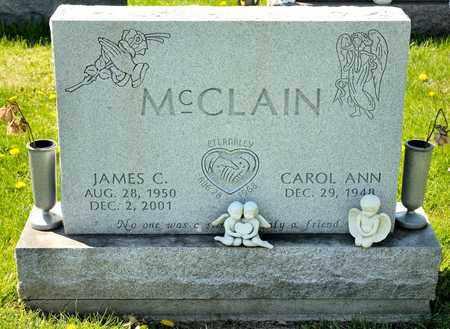 MCCLAIN, JAMES C - Richland County, Ohio   JAMES C MCCLAIN - Ohio Gravestone Photos