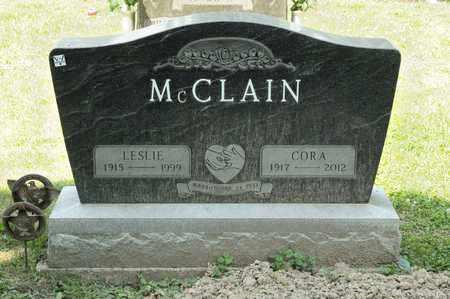 MCCLAIN, CORA - Richland County, Ohio   CORA MCCLAIN - Ohio Gravestone Photos