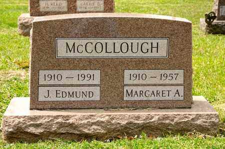 MCCOLLOUGH, MARGARET A - Richland County, Ohio | MARGARET A MCCOLLOUGH - Ohio Gravestone Photos
