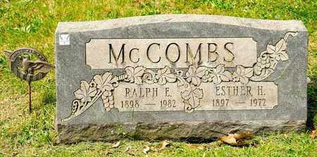 MCCOMBS, ESTHER H - Richland County, Ohio | ESTHER H MCCOMBS - Ohio Gravestone Photos