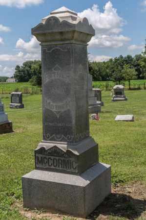 MCCORMIC, FREELOVE - Richland County, Ohio | FREELOVE MCCORMIC - Ohio Gravestone Photos