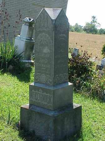 MCCORMICK, LOUSENA - Richland County, Ohio | LOUSENA MCCORMICK - Ohio Gravestone Photos