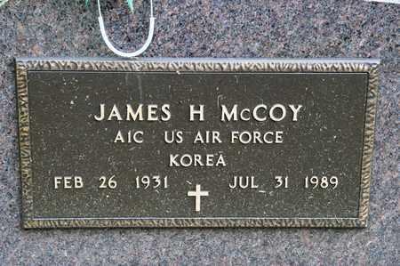 MCCOY, JAMES H - Richland County, Ohio   JAMES H MCCOY - Ohio Gravestone Photos