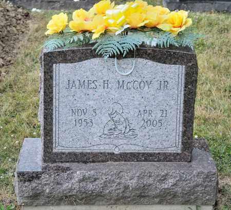MCCOY JR, JAMES H - Richland County, Ohio | JAMES H MCCOY JR - Ohio Gravestone Photos