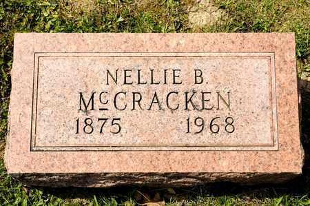 MCCRACKEN, NELLIE B - Richland County, Ohio | NELLIE B MCCRACKEN - Ohio Gravestone Photos