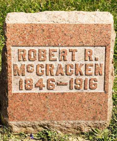 MCCRACKEN, ROBERT R - Richland County, Ohio   ROBERT R MCCRACKEN - Ohio Gravestone Photos