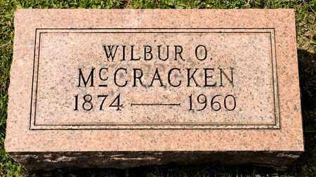 MCCRACKEN, WILBUR O - Richland County, Ohio   WILBUR O MCCRACKEN - Ohio Gravestone Photos