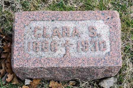 MCCREARY, CLARA S - Richland County, Ohio   CLARA S MCCREARY - Ohio Gravestone Photos