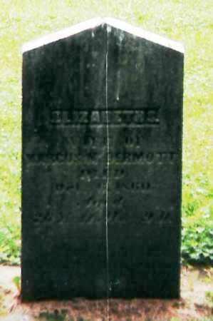 MCDERMOTT, ELIZABETH S. - Richland County, Ohio | ELIZABETH S. MCDERMOTT - Ohio Gravestone Photos