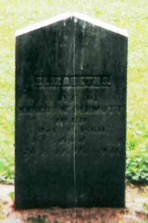 YOUNG MCDERMOTT, ELIZABETH S. - Richland County, Ohio | ELIZABETH S. YOUNG MCDERMOTT - Ohio Gravestone Photos