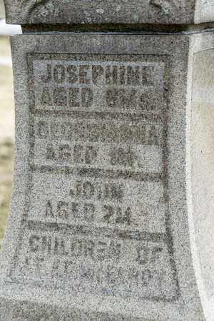 MCELROY, JOSEPHINE - Richland County, Ohio   JOSEPHINE MCELROY - Ohio Gravestone Photos