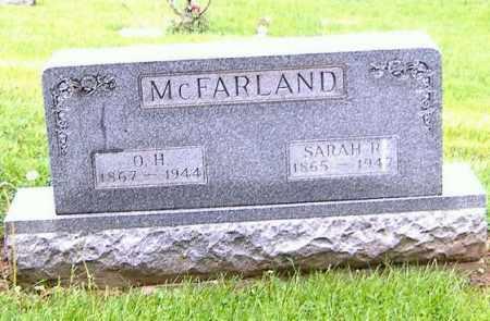 MCFARLAND, O.H. - Richland County, Ohio   O.H. MCFARLAND - Ohio Gravestone Photos