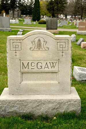 MCGAW, VALLIE - Richland County, Ohio | VALLIE MCGAW - Ohio Gravestone Photos