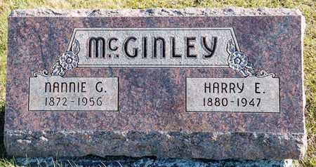 MCGINLEY, HARRY E - Richland County, Ohio | HARRY E MCGINLEY - Ohio Gravestone Photos