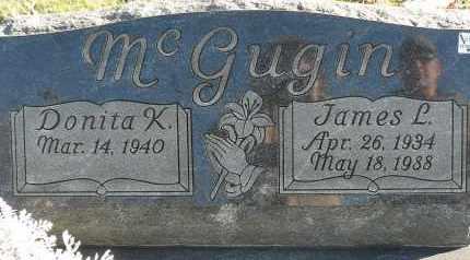 MCGUGIN, DONITA K. HUGHES - Richland County, Ohio | DONITA K. HUGHES MCGUGIN - Ohio Gravestone Photos