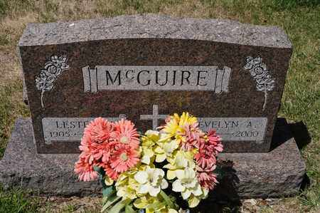 ZAHNER MCGUIRE, EVELYN A - Richland County, Ohio | EVELYN A ZAHNER MCGUIRE - Ohio Gravestone Photos