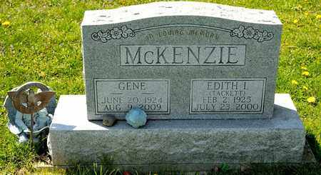 MCKENZIE, GENE - Richland County, Ohio | GENE MCKENZIE - Ohio Gravestone Photos