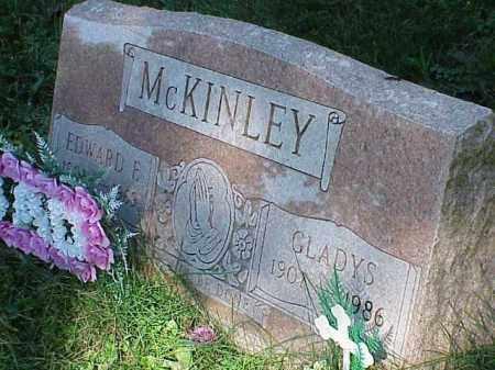 MCKINLEY, GLADYS - Richland County, Ohio | GLADYS MCKINLEY - Ohio Gravestone Photos