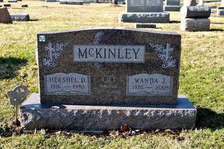 MCKINLEY, HERSHEL D - Richland County, Ohio | HERSHEL D MCKINLEY - Ohio Gravestone Photos