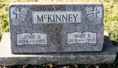 MCKINNEY, JOHN D - Richland County, Ohio | JOHN D MCKINNEY - Ohio Gravestone Photos