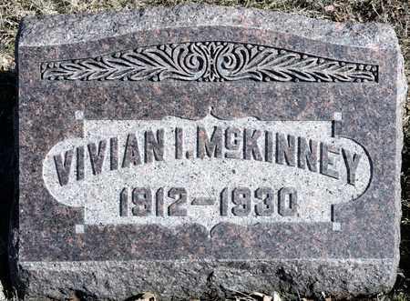 MCKINNEY, VIVIAN I - Richland County, Ohio | VIVIAN I MCKINNEY - Ohio Gravestone Photos