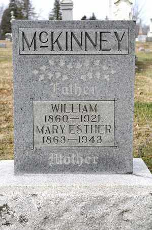 MCKINNEY, WILLIAM - Richland County, Ohio | WILLIAM MCKINNEY - Ohio Gravestone Photos