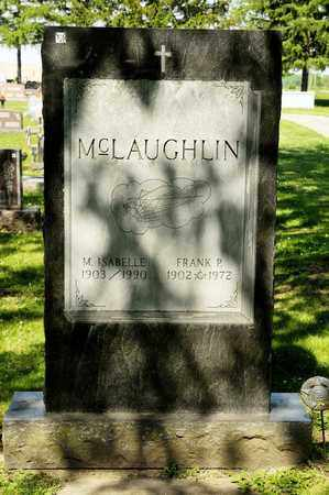 MCLAUGHLIN, M ISABELLE - Richland County, Ohio | M ISABELLE MCLAUGHLIN - Ohio Gravestone Photos