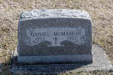MCMAHON, DANIEL - Richland County, Ohio   DANIEL MCMAHON - Ohio Gravestone Photos
