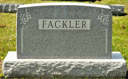FACKLER MCMAHON, HILDRED - Richland County, Ohio | HILDRED FACKLER MCMAHON - Ohio Gravestone Photos