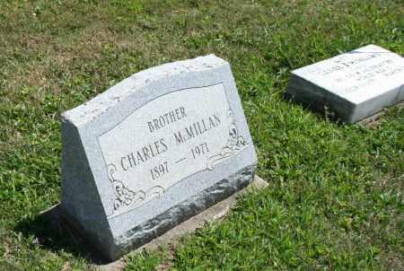 MCMILLAN, CHARLES M - Richland County, Ohio   CHARLES M MCMILLAN - Ohio Gravestone Photos