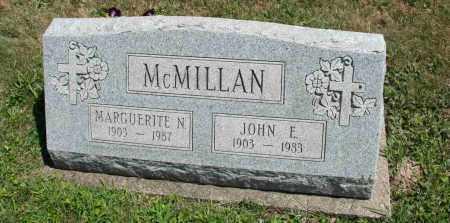 MCMILLAN, MARGUERITE N - Richland County, Ohio   MARGUERITE N MCMILLAN - Ohio Gravestone Photos