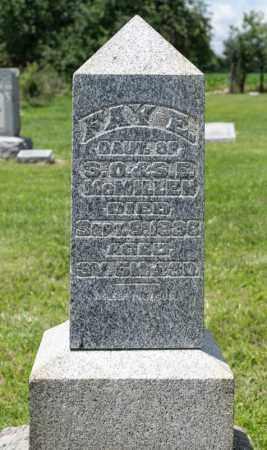 MCMILLEN, FAY E - Richland County, Ohio | FAY E MCMILLEN - Ohio Gravestone Photos
