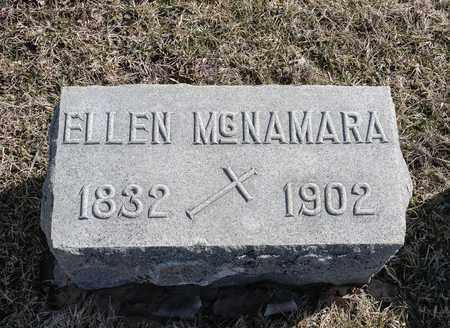 MCNAMARA, ELLEN - Richland County, Ohio   ELLEN MCNAMARA - Ohio Gravestone Photos