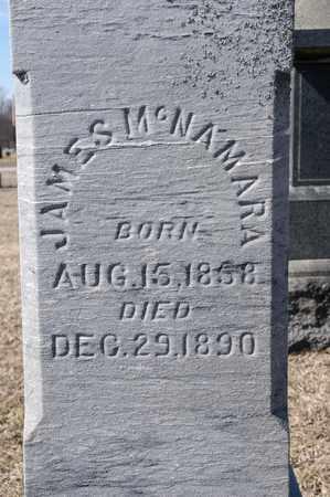 MCNAMARA, JAMES - Richland County, Ohio   JAMES MCNAMARA - Ohio Gravestone Photos