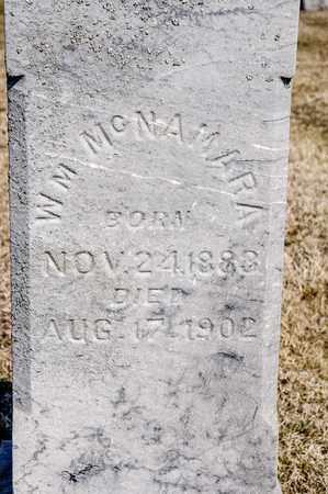 MCNAMARA, WILLIAM - Richland County, Ohio   WILLIAM MCNAMARA - Ohio Gravestone Photos