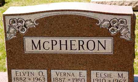 MCPHERON, VERNA E - Richland County, Ohio | VERNA E MCPHERON - Ohio Gravestone Photos