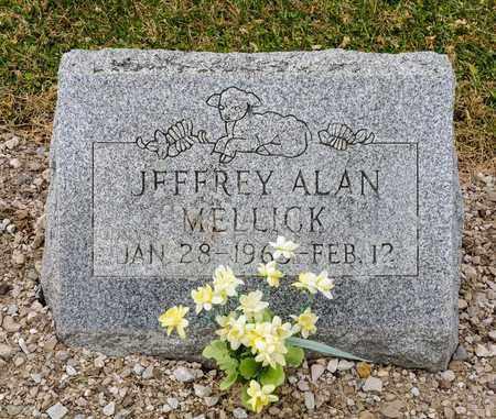MELLICK, JEFFREY ALAN - Richland County, Ohio | JEFFREY ALAN MELLICK - Ohio Gravestone Photos