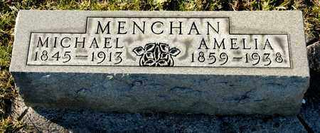 MENCHAN, MICHAEL - Richland County, Ohio | MICHAEL MENCHAN - Ohio Gravestone Photos
