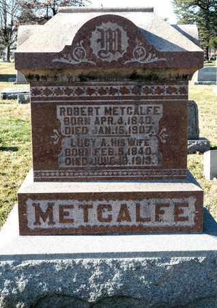 METCALFE, ROBERT - Richland County, Ohio | ROBERT METCALFE - Ohio Gravestone Photos