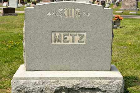 METZ, BERTHA R - Richland County, Ohio | BERTHA R METZ - Ohio Gravestone Photos