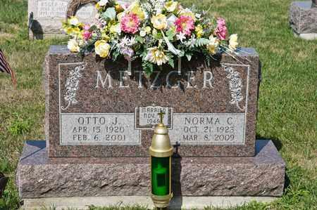 METZGER, OTTO J - Richland County, Ohio | OTTO J METZGER - Ohio Gravestone Photos